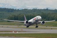 N850FD @ ANC - Fedex 777-200