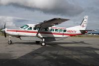N804TH @ LHD - Grant Aviation cessna 208