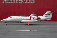 84-0100 @ ANC - USAF Learjet 35 - by Dietmar Schreiber - VAP