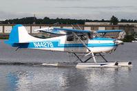 N4427B @ LHD - Cessna 170