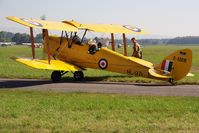 D-EDEM @ LOLW - De Havilland Canada DH-82 Tiger Moth - by Delta Kilo