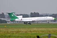 4K-727 @ EPKK - Turan Air - by Artur Bado?