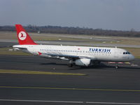 TC-JPI @ EDDL - Turkish Airlines, Airbus A320-232, CN: 3208, Aircraft Name: Dogubeyazit - by Air-Micha