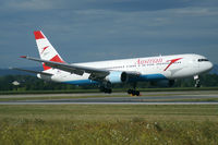 OE-LAT @ LOWW - Austrian Airlines - by Jan Ittensammer