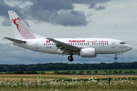 TS-IOK @ LOWW - Tunisair - by Jan Ittensammer