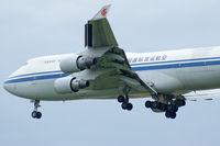 B-2477 @ LOWW - Air China Cargo - by Jan Ittensammer