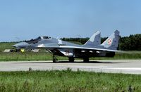 59 @ EPSN - For an air exercise a numbre of 1 ELT MiG-29s were based at Swidwin. - by Joop de Groot