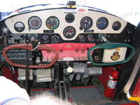 CF-QWR @ CYRP - CF-QWR INSTRUMENT PANEL - by GARRY FANCY