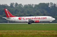 TC-TJC @ EPKK - Corendon Airlines