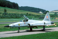 J-3016 @ LSMD - My first visit to an Swiss airbase produced lots of freshly delivered Tigers.