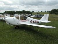 G-CEIW @ EGHP - VISITING EUROPA - by BIKE PILOT