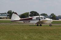 N123P @ OSH - 1955 Piper PA-23, c/n: 23-397 - by Timothy Aanerud