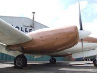 G-ARRM - Beagle B206 of the Shoreham Airport Vistor Centre at Shoreham airport