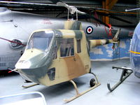 BAPC183 @ X4WT - Zurowski ZP.1 helicopter at the Newark Air Museum - by Chris Hall