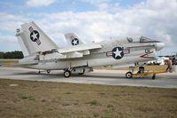 153135 @ TIX - A-7A Corsair II