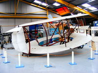 BAPC020 @ X4WT - Lee-Richards Annular Biplane at the Newark Air Museum - by Chris Hall