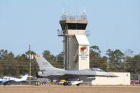 93-0540 @ TIX - F-16C