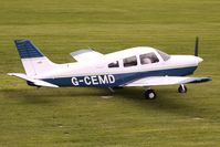 G-CEMD @ EGCB - 2006 New Piper Aircraft Inc PIPER PA-28-161, c/n: 2842263 at City of Manchester Airport