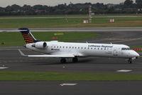 D-ACSC @ EDDL - Eurowings, Canadair CL-600-2C10 Regional Jet CRJ-700, CN: 10039 - by Air-Micha