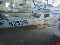 5H-MMG @ HTDA - Cessna ex USA being assembled in Tanzania - by Nil