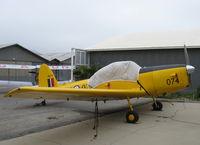 CF-BXG @ SZP - 1956 DeHavilland DHC-1B-2-S5 CHIPMUNK, DH Gipsy Major 10 Mk2 145 Hp - by Doug Robertson