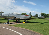 55-3025 @ KMSP - Also known as the T-Bird, many ANG pilots trained on this aircraft. - by Daniel L. Berek