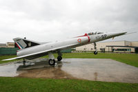 24 - Mirage 5F s/n 24 preserved at guate guard of the Messier-Bugatti factory at Molsheim, France - by Shunn311