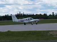 C-FMCZ @ YFC - Operated by Moncton Flight College - by Monty Young