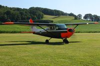 N64408 @ 2D7 - Arriving at Beach City, Ohio during the Father's Day fly-in. - by Bob Simmermon