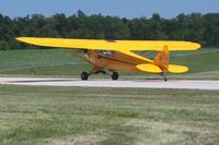 N3650K @ EDJ - Departing Bellefontaine, Ohio during the 2010 air show. - by Bob Simmermon