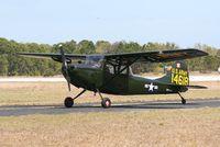 N4431C @ TIX - L-19E - by Florida Metal