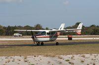 N5476S @ TIX - Cessna 337B