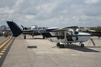 N9134Q @ TIX - Cessna 0-2A