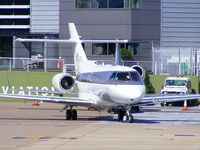 CS-DUG @ EGGW - NetJets Transportes Aereos - by Chris Hall