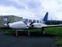 N642P @ EGAD - Corporate Air (Ireland) Inc - by Chris Hall