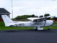G-UFCI @ EGAD - Ulster Flying Club Cessna 172S Skyhawk - by Chris Hall