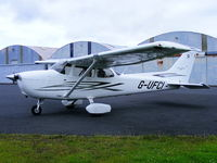 G-UFCI @ EGAD - Ulster Flying Club Cessna 172S Skyhawk - by Chris Hall