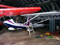 G-MYDN @ EGAD - Privately owned - by Chris Hall