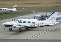 PH-GUD @ EGKA - Piper PA-34-220T Seneca V at Shoreham airport