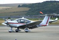 G-ENNI @ EGKA - Robin R.3000 at Shoreham airport