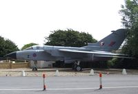 XX947 @ EGKA - Panavia Tornado GR.1 preserved at Shoreham airport