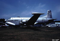 51-0119 @ KBDL - Bradley Air Museum -Old Route 75 location- Originally built as C-124A . Destroyed by tornado in Oct.1979. Some parts are now in Newbury Ohio (Walter Soplata's farm) - by John Hevesi