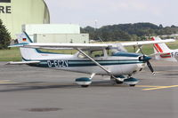 D-ECZV @ EDLE - VHM, Reims-Cessna F172M Skyhawk, CN: 17201410 - by Air-Micha