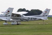 D-ETIP @ EDLE - VHM, Cessna 172S Skyhawk, CN: 172S10244 - by Air-Micha