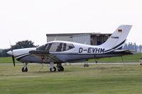 D-EVHM @ EDLE - VHM, Socata TB-20 Trinidad GT, CN: 2144 - by Air-Micha