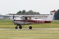 D-EFNX @ EDLE - Flugschule FFL, Cessna F152 II, CN: 15001563 - by Air-Micha