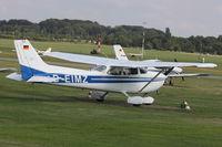 D-EIMZ @ EDLE - LVE Motorflug, Reims-Cessna F172F Skyhawk, CN: F17202226 - by Air-Micha