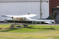 D-EFTK @ EDLE - Untitled, Reims-Cessna F172M Skyhawk, CN: F17201265 - by Air-Micha