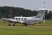 D-ITWO @ EDLE - Air Alliance, Piper PA-42-720 Cheyenne IIIA, CN: 42-5501046 - by Air-Micha