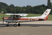 D-ETOM @ EDLE - VHM, Cessna 152, CN: 15284787 - by Air-Micha